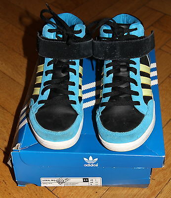 ADIDAS VARIAL MID Schuhe Gr.47 Basketball Air Force Style
