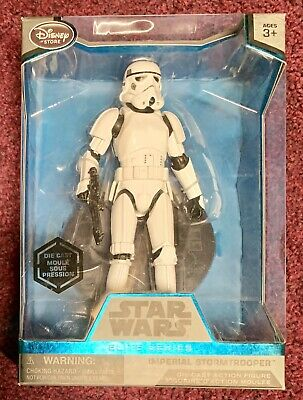 Star Wars Elite Series Stormtrooper Rogue One Blue Box