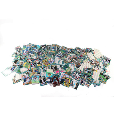 Large Junk Drawer Lot Over 450 Baseball Cards Sports Memorabilia Collectibles