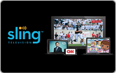 USA US American Sling TV Gift Card Code (Email Delivery) $25/$50