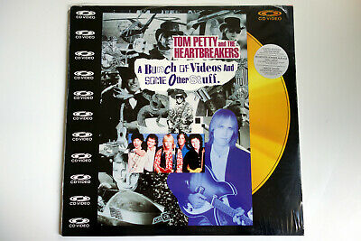 Tom Petty And The Heartbreakers – A Bunch Of ...   PAL   LASERDISC still sealed
