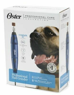 Oster Professional Animal Variable Speed Nail Grinder Pro W/Case (G3)