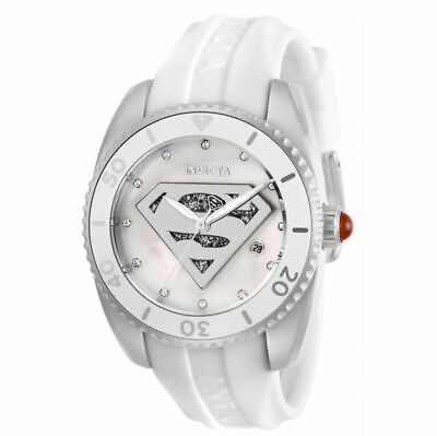 Invicta DC Comics Women's Superman Limited Edition 29294 MOP Watch 38mm