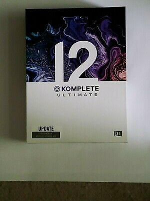 NATIVE INSTRUMENTS KOMPLETE 12 Ultimate (Update for Komplete