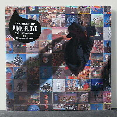 PINK FLOYD 'Best Of: A Foot In The Door' Gatefold 180g Vinyl 2LP NEW/SEALED
