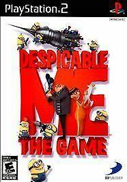 Despicable Me The Game PS2 (Sony PlayStation 2, 2010) COMPLETE / VERY GOOD COND