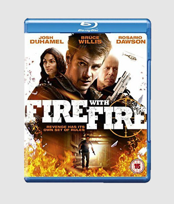 Fire with Fire Blu-ray Action/Thriller/Crime/Drama Movie