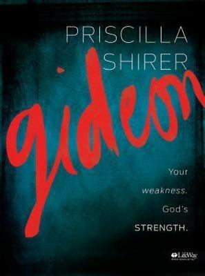 Gideon by Priscilla Shirer (2013, Paperback)