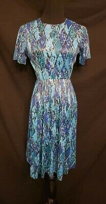 112127367422 VINTAGE 1950S/60S HARLEQUIN Brocade/Diamond Spaghetti Strap Dress ...