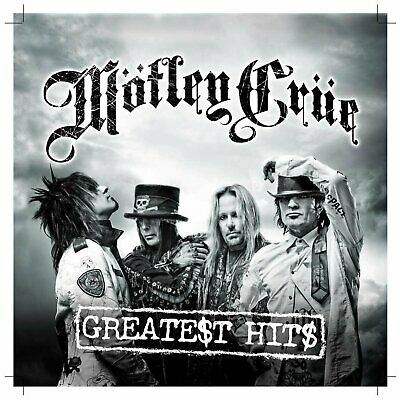 """Greatest Hits Motley Crue Audio CD Remix Version Of """"The Animal In Me"""" Brand NEW"""