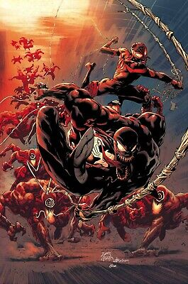 ABSOLUTE CARNAGE 2 Stegman Main Cover A 1st Print Donny Cates 2019 NM+ 8/28