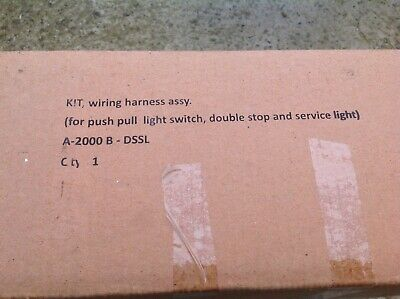 willys jeep mb ford gpw new wiring harness assembly kit