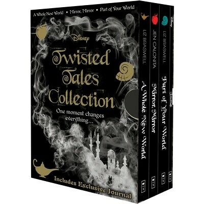 Disney Twisted Tales Collection Box Set