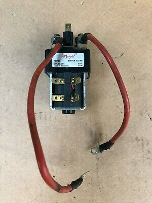 Albright Sw80A-1783M  Solenoid  Ambulances,Campers,Boats,  Wouw  Genuine..