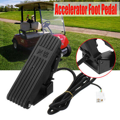 Electric Scooter Foot Throttle Speed Pedal Accelerator Bike Golf Cart Go Kart