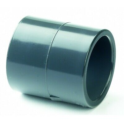 "PVC Metric x Imperial Adaptor Solvent Weld. WRAS Approved. 20mm/1/2"" to 110mm/4"""