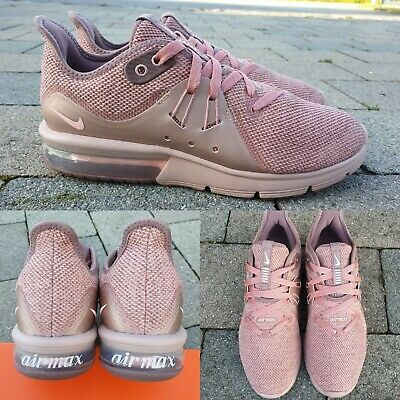 NIKE WMNS AIR Max Sequent 3 Premium AR0256 600 Pink TintRose Pale ♡Top Zustand