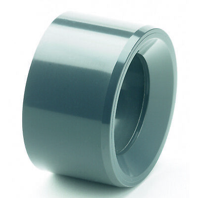 PVC Reducing Bush Metric Solvent Weld x Solvent Weld   WRAS   20mm to 110mm