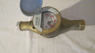 SENSUS 420 WATER METER BRASS new  - no box if you find cheaper let me know