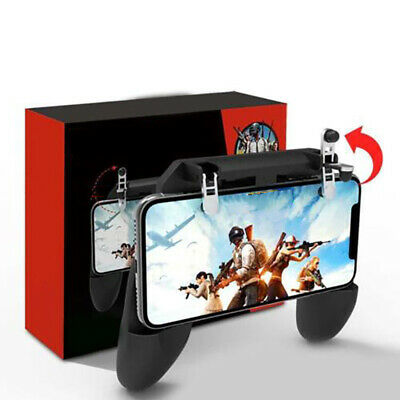 PUBG Mobile Phone Shooter Controller Game Trigger Gamepad Fire Button Hand NFN