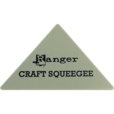 Ranger Craft Squeegee Handy Tool for Ice Resin Paper, Monporints, Gel Plate, Ink