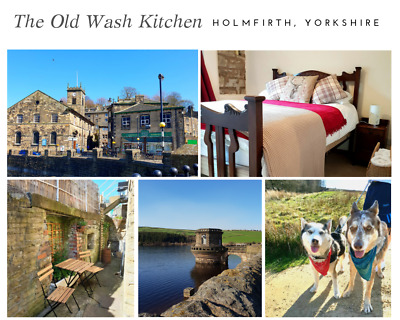 Late Aug date 12th - 16th 4 night break £260 cottage for 4 Holmfirth Yorkshire
