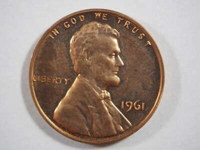 1961 P Lincoln Memorial Penny Proof (PF) Cent US Coin - SKU 32-0213-USP-PR