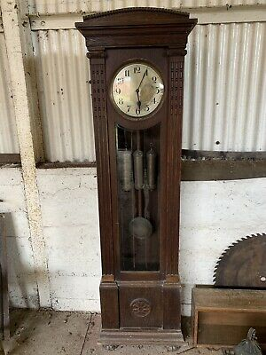 Vintage Peerless Grandfather Clock