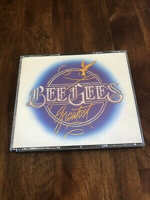 Greatest by Bee Gees (CD, Oct-1990, 2  Discs, Polydor) BMG direct