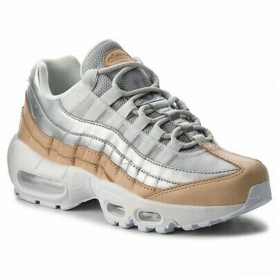 f7db8d34a8 Nike Air Max 95 SE PRM Premium Trainers Womens UK Size 5 Brand New Rare -