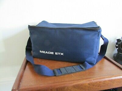 Meade ETX soft Case, with inner pouch,excellent condition