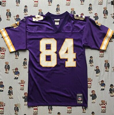 sports shoes 6414d 4cfb6 NEW/ TAGS HIGH School Days Authentic Throwbacks Randy Moss 3 ...