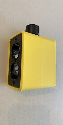 Ruberrized Power Quad Box With Cover Plates And Screws Self Grounding