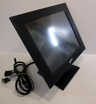 "DigiPos 714A 15"" Touchscreen Monitor - TFT Retail Shop POS Cash Register"