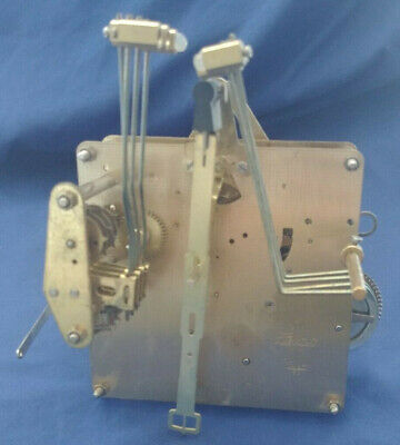 HERMLE WESTMINSTER CHIME GERMAN GRANDFATHER CLOCK MOVEMENT 451-053 114cm