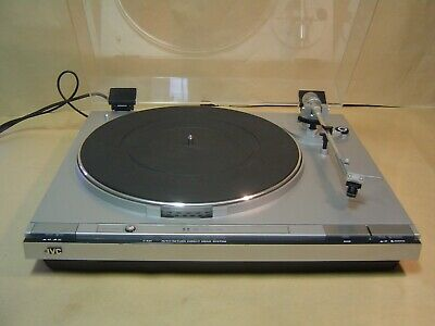 JVC L-A31 Direct Drive Turntable