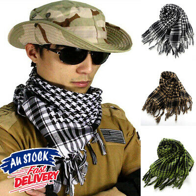Arab Army Military KeffIyeh Tactical Scarf Neck Scarf Shemagh Palestine