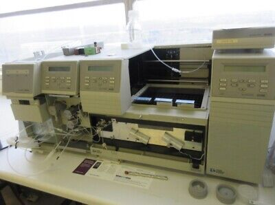 Thermo Separation TSP Spectra Series HPLC AS3000, SCM1000, P4000, UV1000, SN4000