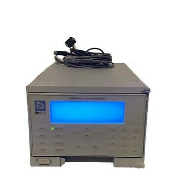 Dionex ED-40 Laboratory HPLC Electrochemical Detector