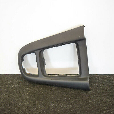VAUXHALL VECTRA C GEAR SHIFT SURROUND TRIM