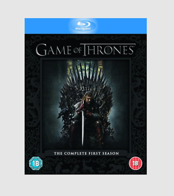 Game of Thrones: The Complete First Season Blu-ray Adventure/Fantasy Series