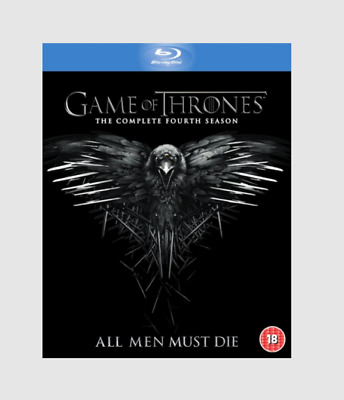 Game of Thrones: The Complete Fourth Season Blu-ray Adventure/Fantasy Series