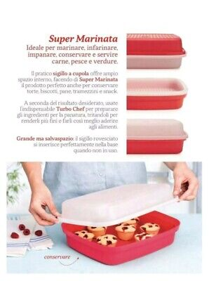 Tupperware Super marinata  Multiuso offerta