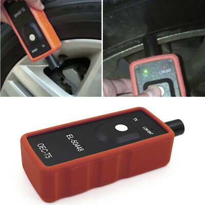 Auto Tire Pressure Sensor For GM vehicle EL-50448 TPMS Reset Tool Relearn tool
