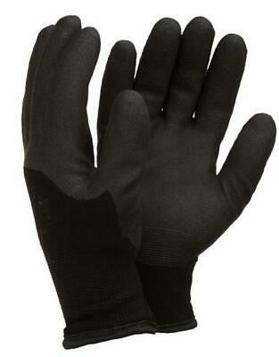 Le Mieux Winter Work Gloves - small - Navy - BN