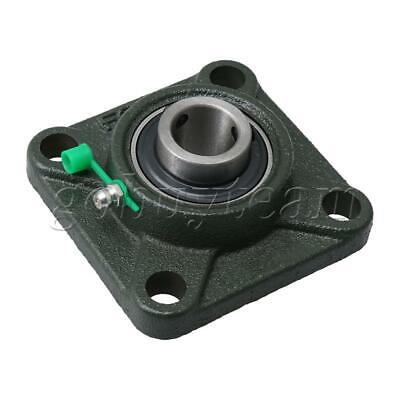 UCF204 20mm Dia Square Flange Bearing Housing for Mounting Fixed Bear
