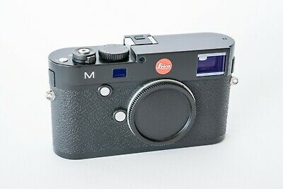 Leica M 240 Digital 24.0MP Digital Camera - Black (Body Only)