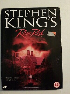 Stephen King's ROSE RED  (DVD, 2001) ~ REGION 2/PAL