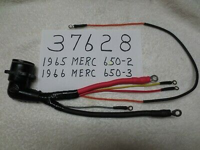 mercury outboard internal wiring harness - 37628 - plus others
