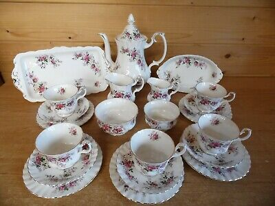 Royal Albert Lavender Rose Tea/Coffee Ware Replacements - Please Choose